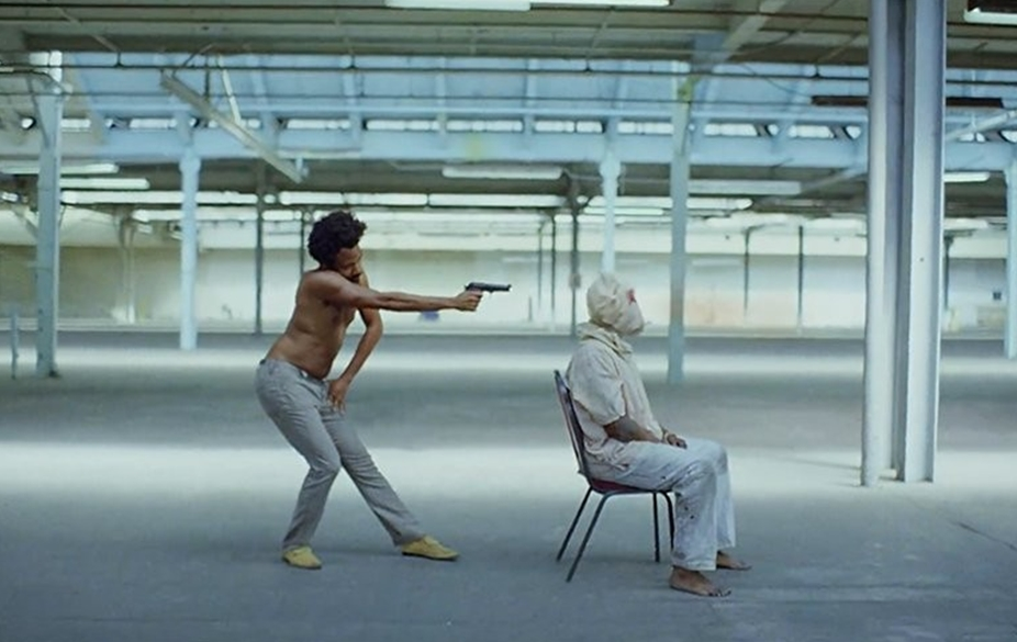 Music Video This is America oleh Childish Gambino