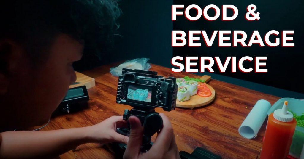 Video Food & Beverage Service