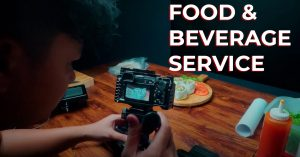 Video Food & Beverage Service
