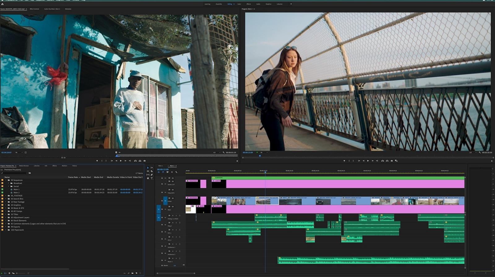 Adobe Premire Pro