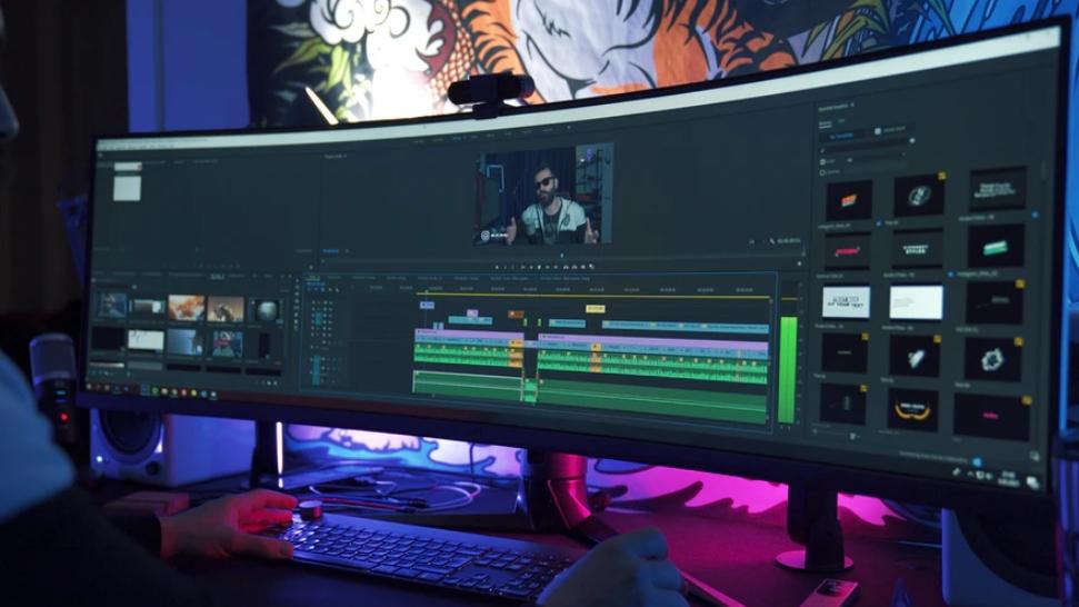 Tips edit video dengan Adobe Premier